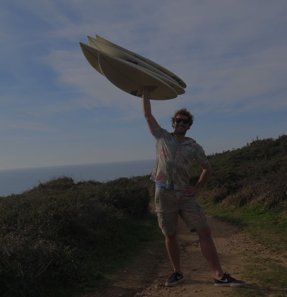 Marty Surf Guide