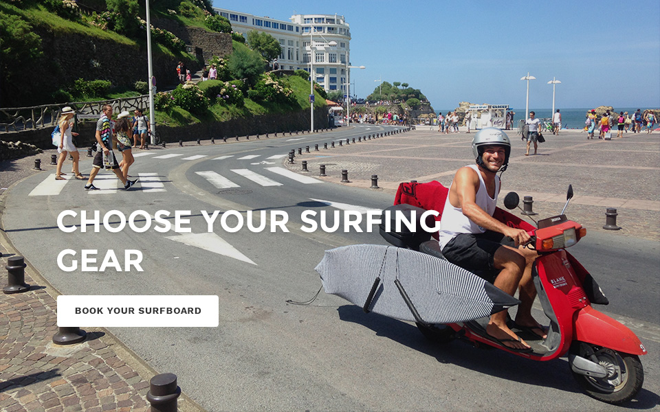 Rent your surfboard