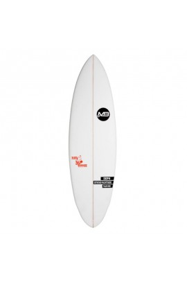 MB RED WITCH 5'10