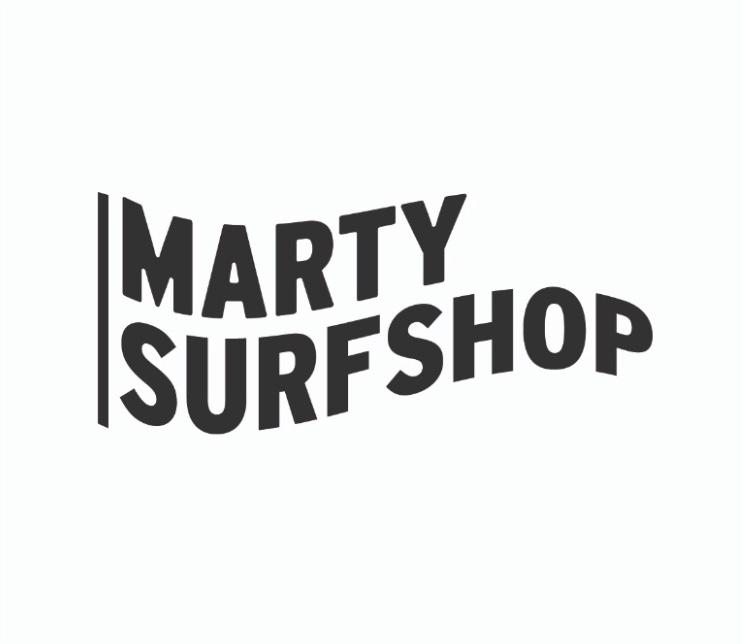 Marty surf shop