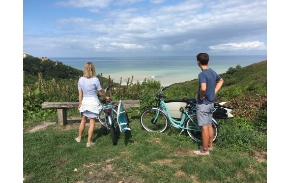 electric bike rentals in Biarritz, Basque Country