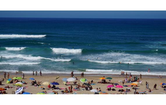 à la découverte des spots de surf de la côte basque: La Milady