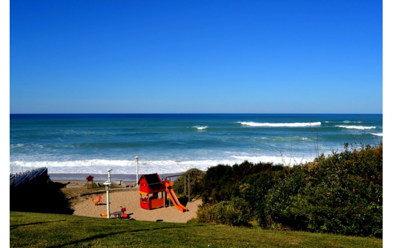 discover the surf spots of the Basque coast: Ilbarritz