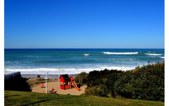 à la découverte des spots de surf de la côte basque: Ilbarritz