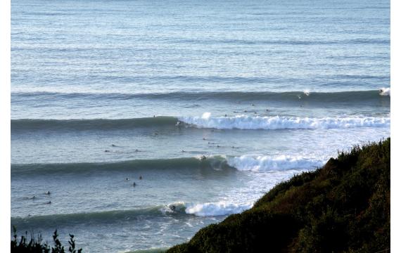 à la découverte des spots de surf de la côte basque: Lafitenia