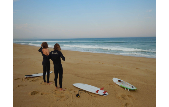 Tips to start surfing in the Basque Country