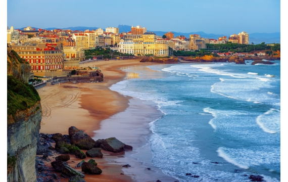 Top 10 Most beautiful beaches in the French Basque Country
