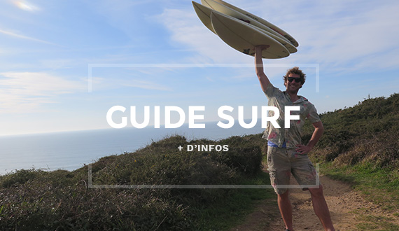 Guide surf Biarritz